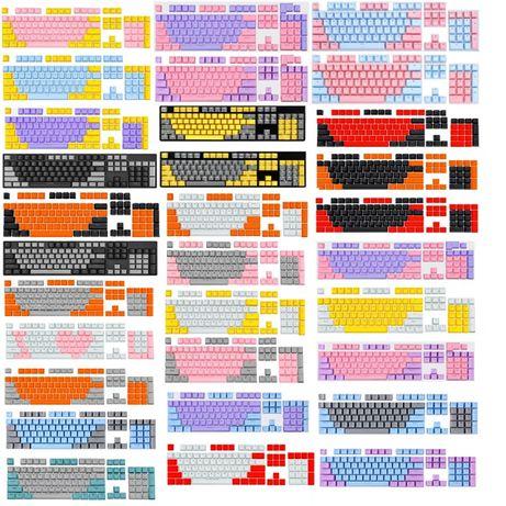 Кейкапы для механической клавиатуры Cherry MX клавиши+ O-RINGS оринги
