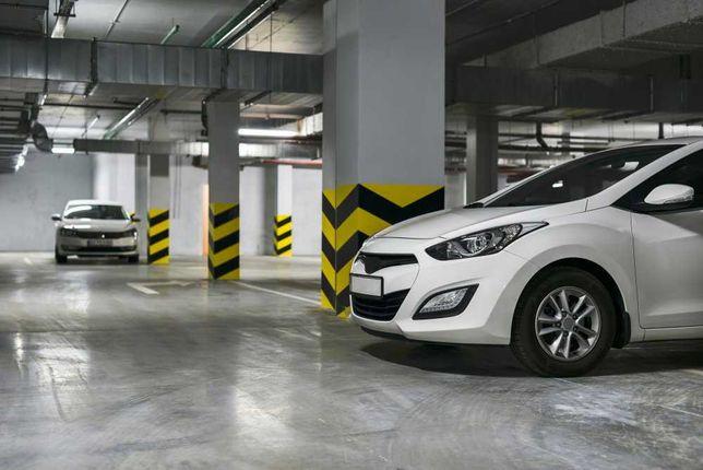 Miejsce parkingowe w garażu Dzielnica Parkowa Paderewskiego