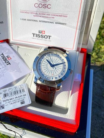 Tissot Heritage Navigator 160th Anniversary Automatic COSC