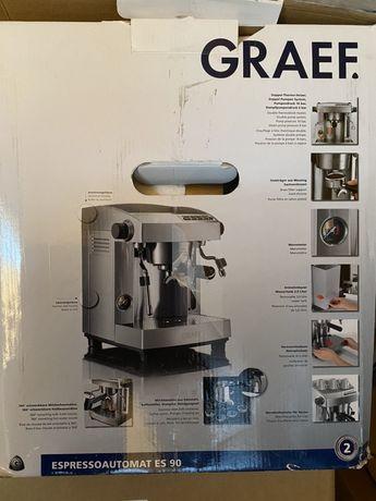 Профессиональная кофе машина GRAEF-ES90(Made in Germany)