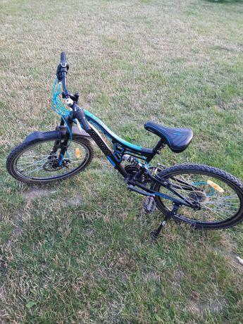 rower dziecięcy 24'