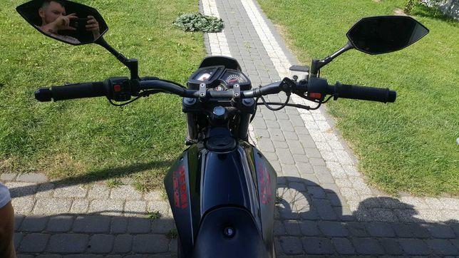 Motocykl szosowo turystyczny