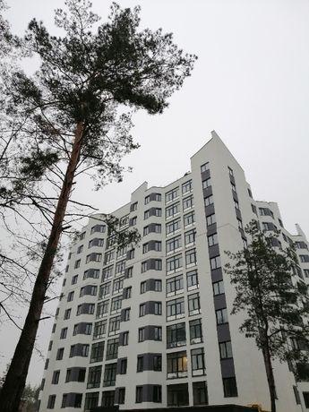 Готова однокімнатна квартира 34м2. Панорамні вікна. Розстрочка!
