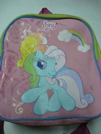 My little pony plecak dla dziecka