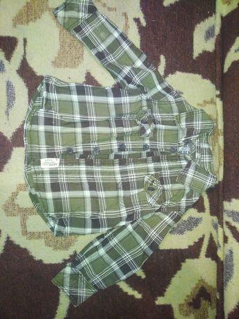 Джинси і сорочка для хлопчика