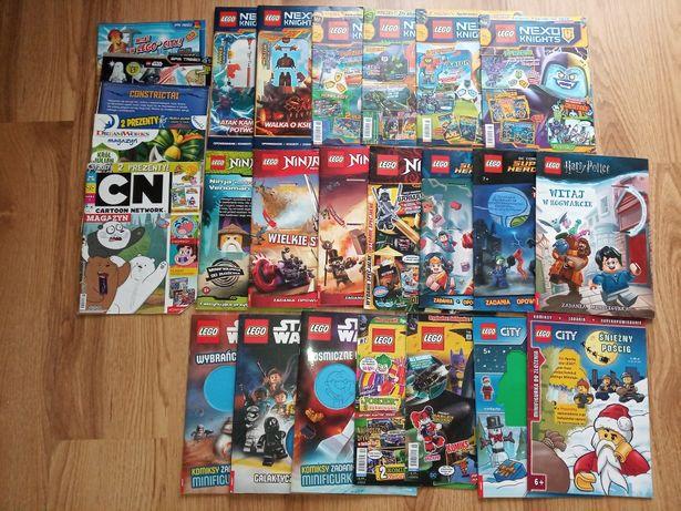 Gazetki LEGO city ninjago Batman nexo itd 25 szt