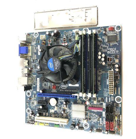 Комплект I3 + 4gb + Intel DH55TC lga 1156