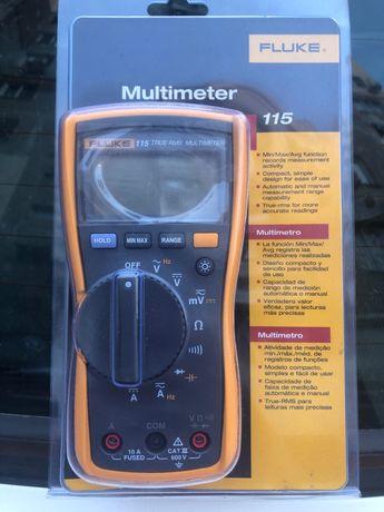 Мультиметр цифровой Fluke 115 Multimeter Fruke 115