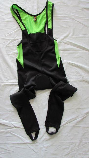 spodnie na rower MUDDYFOX L nowe