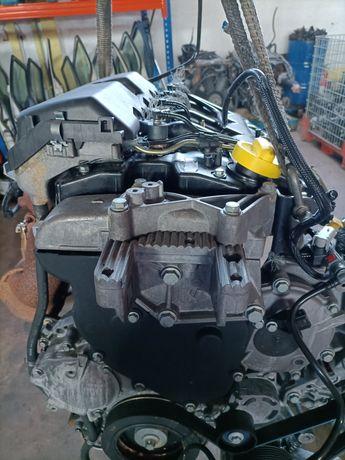 Motor Renault master 2500 DCI g9u