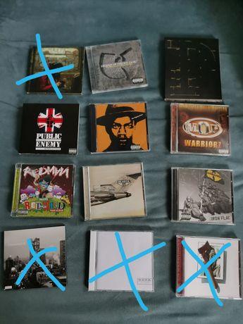 Płyty CD hip hop/ rap -  15zl/szt.