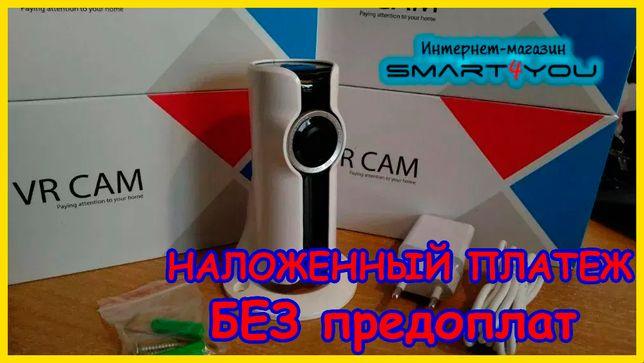 VR камера Sectec HIP307W фишай айпи вайфай ip wifi угол обзора 360