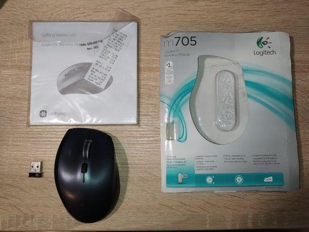 LASEROWA Mysz Bezprzewodowa LOGITECH M705 wireless usb