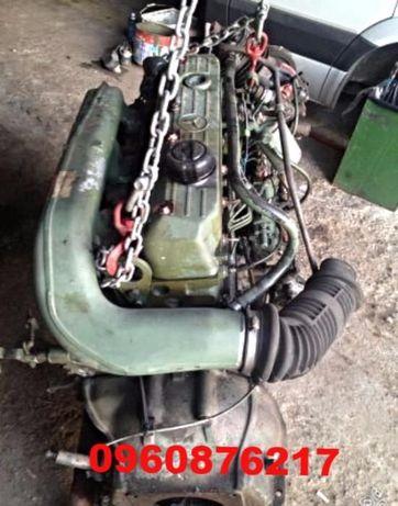 Переоборудование Установка двигателя Mercedes om ом 366 на Зил,на Газ!
