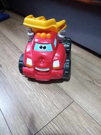 Samochód który mówi i jeździ