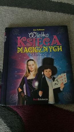 Wielka księga magicznych sztuczek