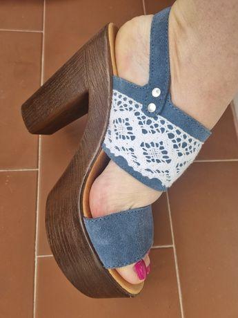 Sapatos de senhora 37 e 38