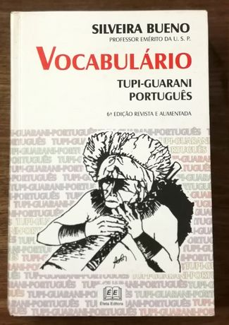 vocabulário tupi-guarani português, silveira bueno