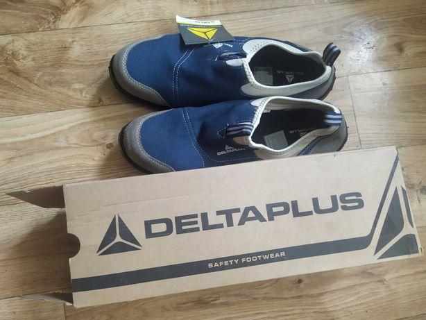 nowe buty robocze DELTAPLUS, rozmiar 46