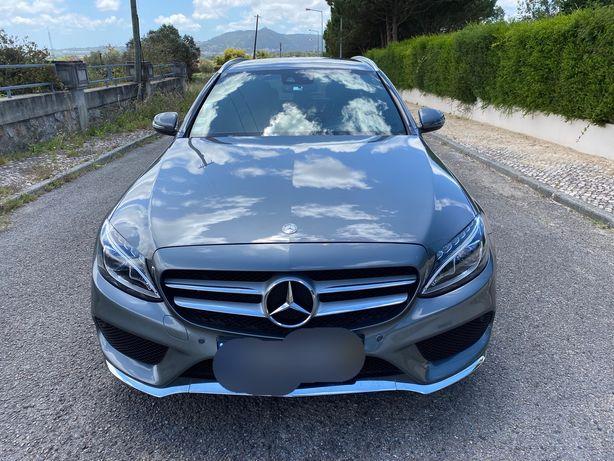 Mercedes Benz C 220 AMG
