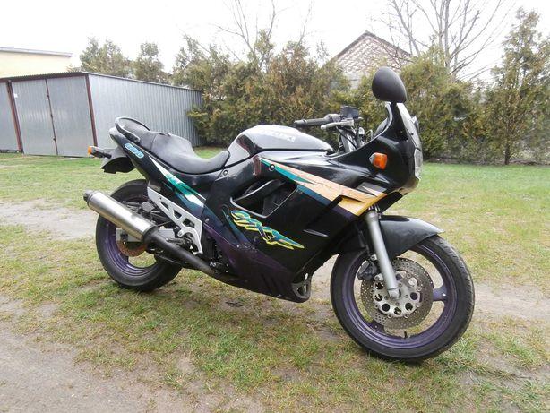 suzuki gsx600f 600