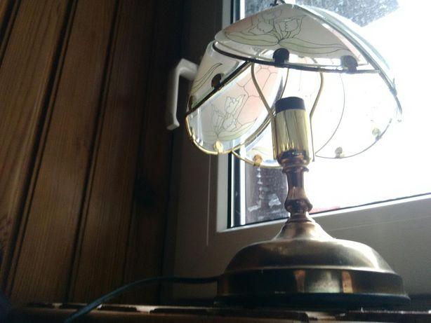 Lampka dotykowa z nowa zarowka