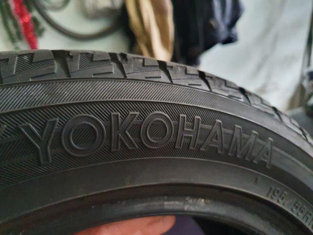 Зимняя резина 195/55/16 Yokohama