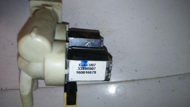 Pralka Indesit WIE127, silnik pompki, części