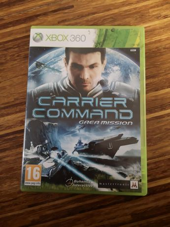 Gra xbox 360 Carrier COMMAND