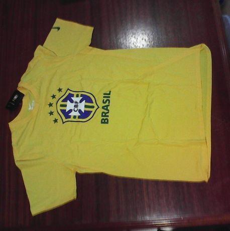 Camisola seleção Brasileira