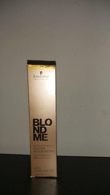 Schwarzkopf BlondMe, czysty krem tonujący, 60ml