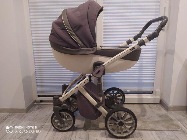 Wózek anex sport 2w1 + adaptery i fotelik Maxi Cosi