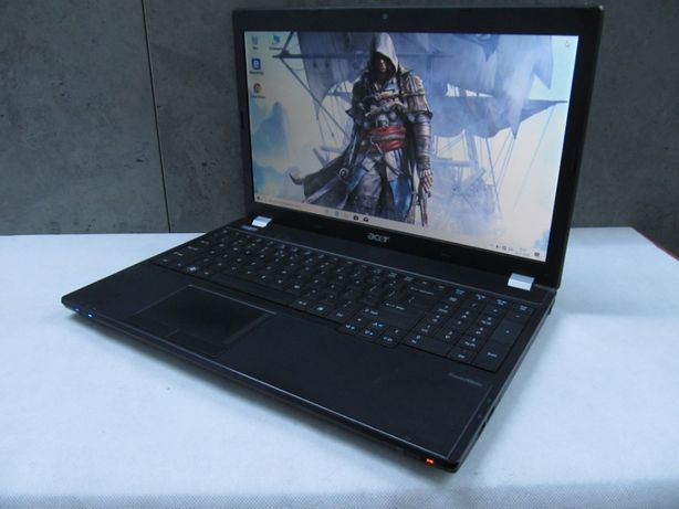 Do pracy nauki Acer Travelmate i3 2320M 4GB 500GB 5760 Laptop DVD Gwar