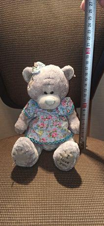 Мягкий мишка Тедди- девочка