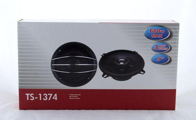 Автоколонки TS-1374 автомобильные колонки круглые