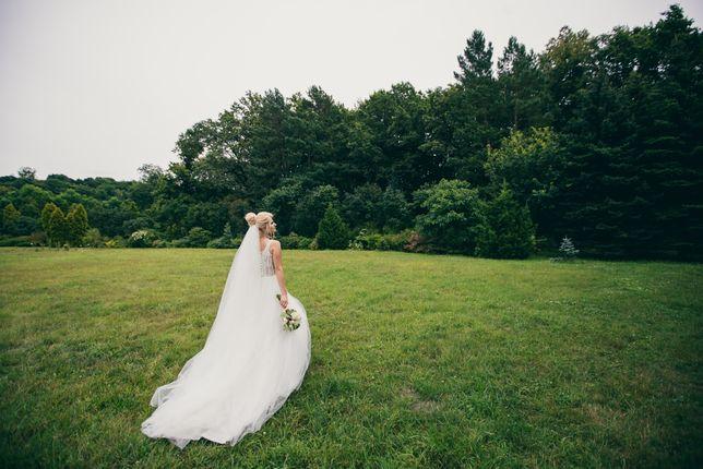 Весільне плаття, як нове, після хімчистки