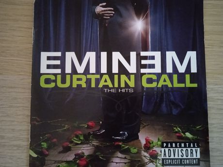 EMINEM - Curtain Call. The Hits - płyta CD