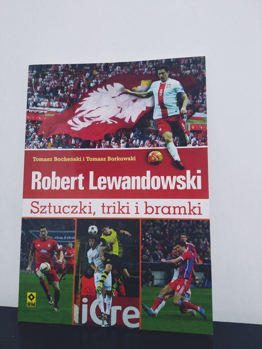 Robert Lewandowski sztuczki , triki i bramki (TANIA WYSYŁKA) Działdowo - image 1