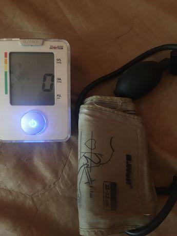 Тонометр для измерения давления полуавтомат