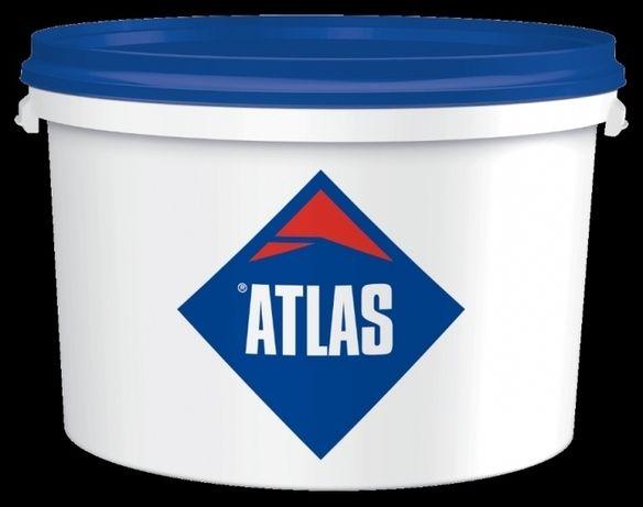 Tynk silikonowy Atlas SAH 25kg, baranek 1.5 mm