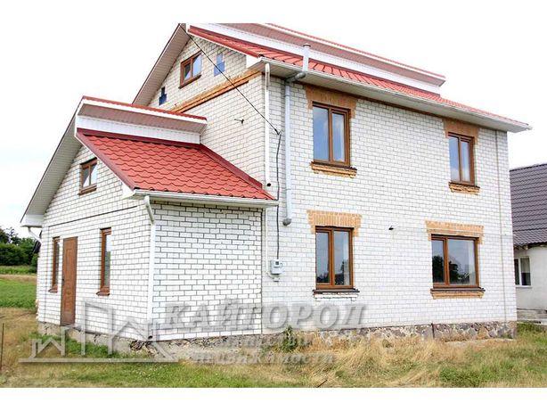 Продам двухэтажный кирпичный дом в г. Володарка