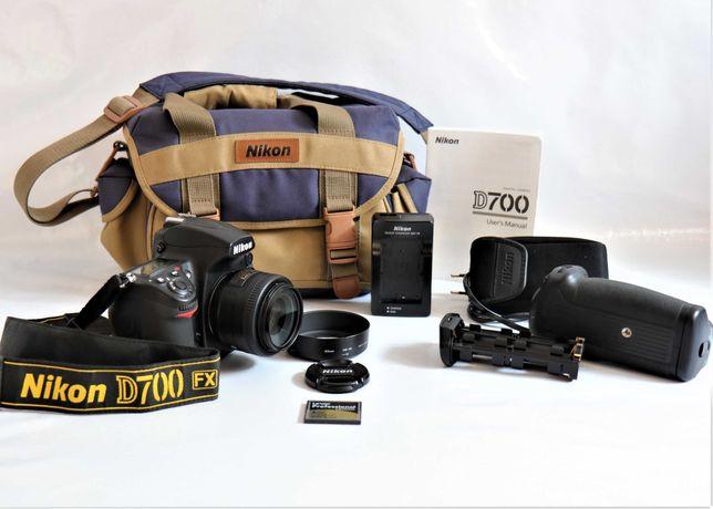 Nikon D700 com lente Nikon 35mm máquina fotográfica Full Frame
