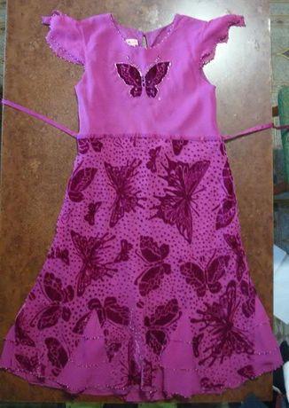 Платье 7- 8 лет