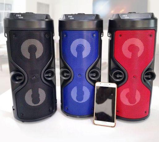 Super głośnik na budowę, działkę lub dowarsztatu bezprzewodowy duży
