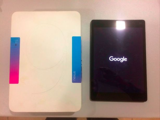 Tablet android Nexus 9