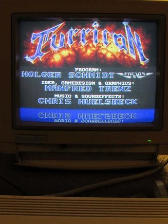 Commodore Amiga Monitor 1085S-D2 retrogaming