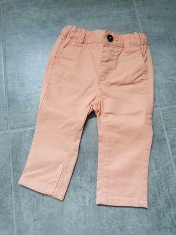 Spodnie jeansowe rurki rozmiar 68 Reserved -Nowe