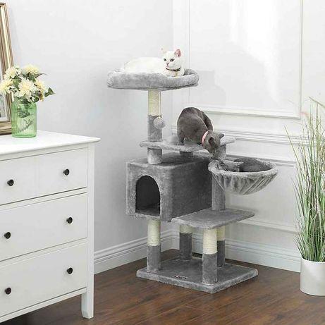 Качественный Домик для котов когтеточка дряпачка игровой комплекс