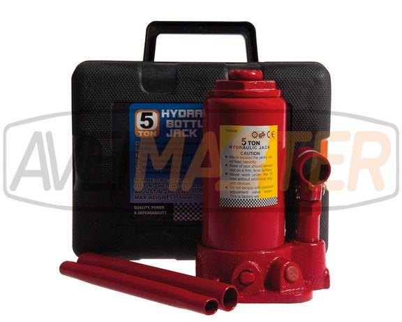 Macaco Hidraulico Garrafa c/caixa plastica 2T - 802904