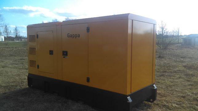 GENERATOR agregat prądotwórczy prad praca ciagla awaryjna IVECO 100 kW